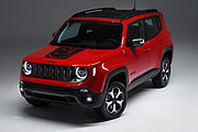 Jeep® e-volution auf dem 89. Genfer Automobil-Salon 2019
